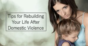 domestic violence recovery, life after domestic violence