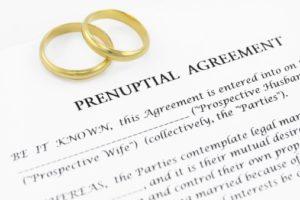 Prenuptial Agreements in North Carolina