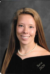 Sarah Rhoney is a winner of the Charles Ullman Scholarship.
