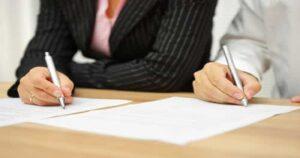 signing rsu in divorce