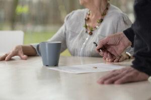 elder divorce