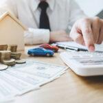 financial behavior when planning a divorce